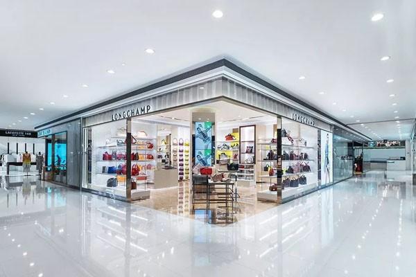 Longchamp珑骧杭州大厦精品店盛大开业
