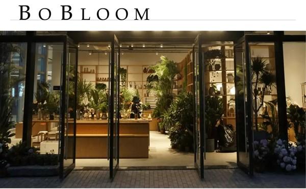 mu X Bobloom的FlowerShop即将在上海兴业太古汇开业