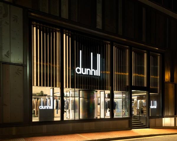 dunhill登喜路香港铜锣湾利园店已于近日隆重开幕