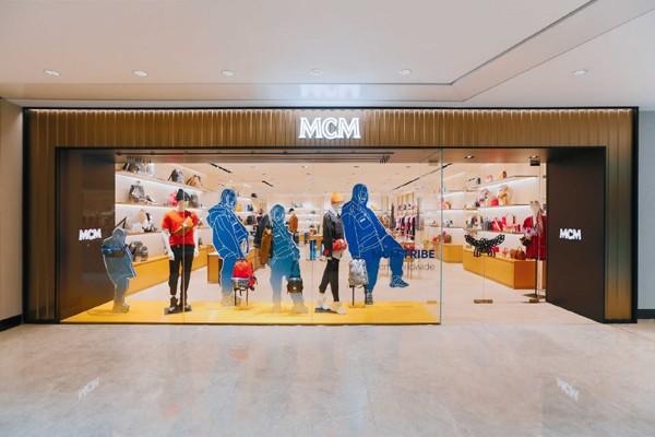 德国奢侈品牌MCM北京国贸商城精品店现已盛大开幕