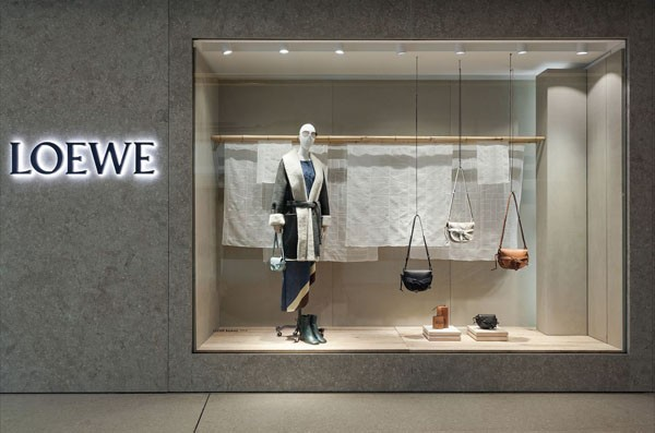 LOEWE罗意威之家北京国贸全新概念店盛大开幕