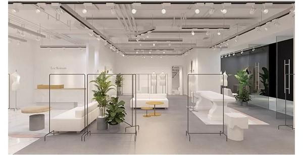 厦门银泰百货国贸中心LeeMonsan枺上新店开业
