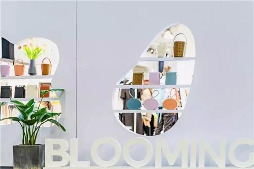BLOOMING SHOWROOM第六次亮相上海服装服饰展