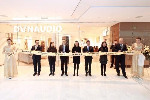 开启聆听艺术之旅,丹拿音响国贸旗舰店盛大开业
