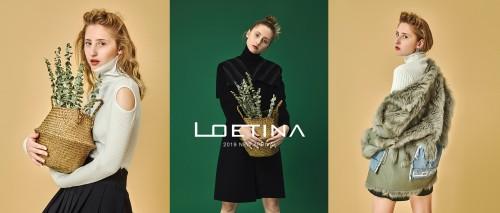 独立设计女装品牌LOETINA,开启多面人生旅程
