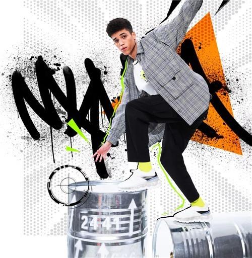 MISHKA潮牌2019冬季新款复古街头演绎赛博朋克