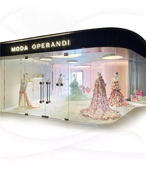 MODA OPERANDI亚洲首间实体店进驻K11 MUSEA