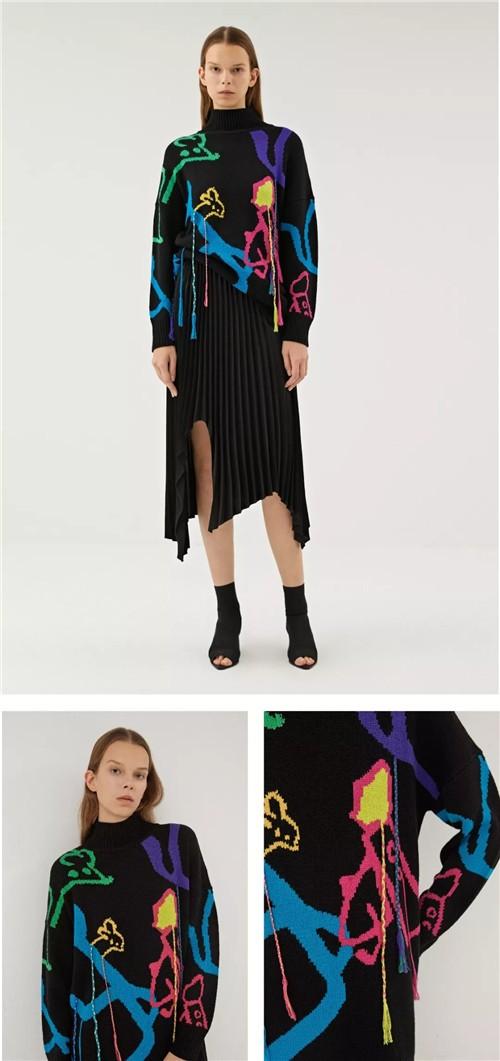Marisfrolg玛丝菲尔女装2020新年系列:新衣迎新,鼠运连连