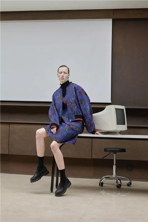 来年,有趣有盼 AUM噢姆女装2020春季新品系列