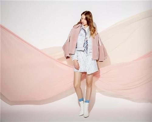 LeeMonsan枺上女装2020春季新品系列:礁洋
