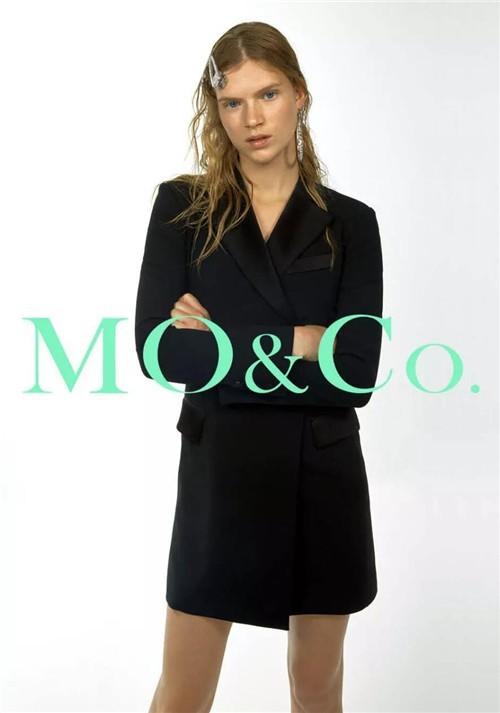 MO&Co.摩安珂女装2020春季新品系列:HARD CANDY硬糖女孩