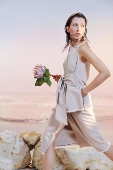 M.HITI锡瑅女装2020春夏形象大片