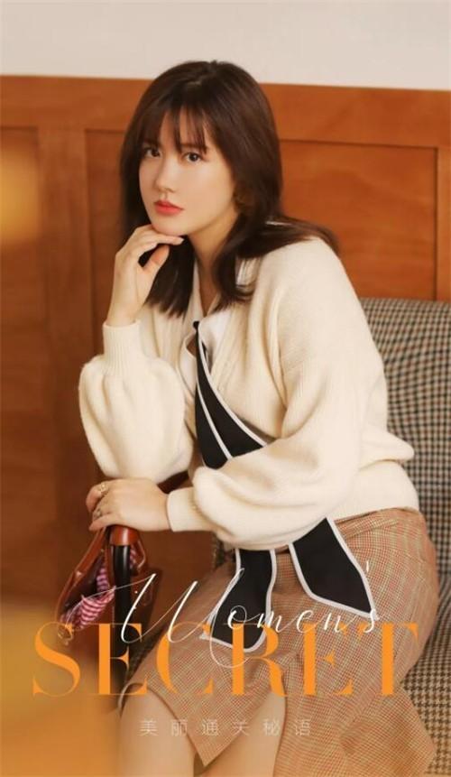 NAWAIN纳纹女装2020春季新品系列美丽通关秘语