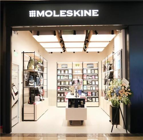 意大利生活方式品牌MOLESKINE亮相成都远洋太古里