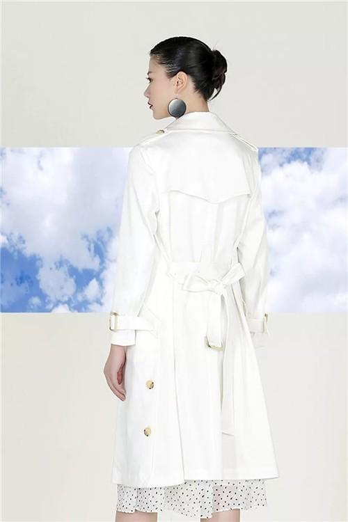 """ZHUOYING琢盈女装2020春季""""白""""里挑一的新款服饰搭配"""