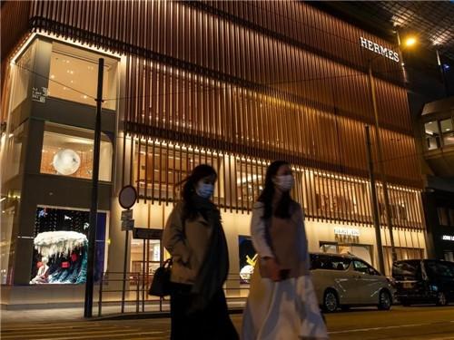 法国奢侈品牌爱马目前大中华区仅剩4家店未恢复营业
