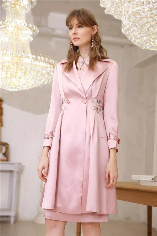 MUBO木帛女装2020春夏新品:春色盎然,优雅盛放