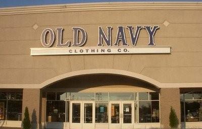 Old Navy老海军品牌黯然离开中国 为何水土不服