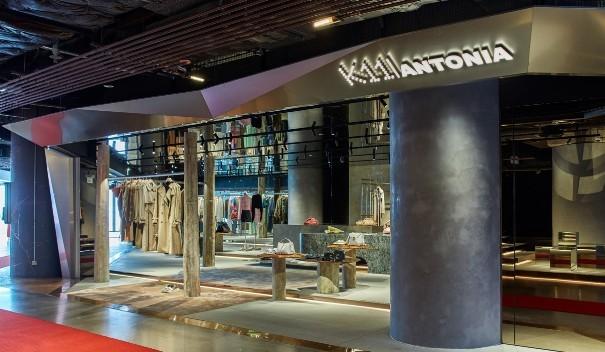 香港新晋潮流圣地K11 MUSEA与意大利时尚风向标Antonia联手打造「K11   ANTONIA」香港首间旗舰店