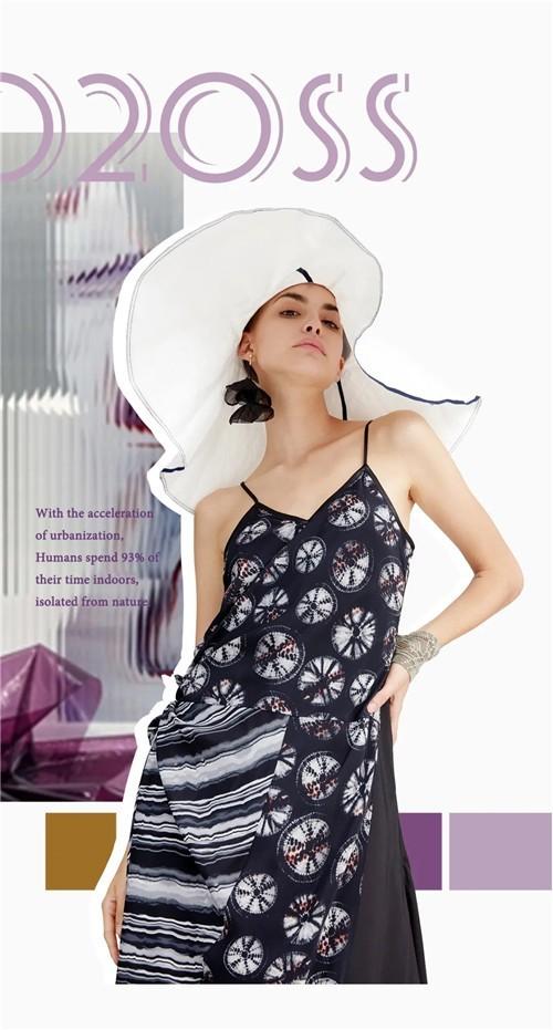 自然的国度 天纳吉儿TINA GIA女装2020夏季新款搭配
