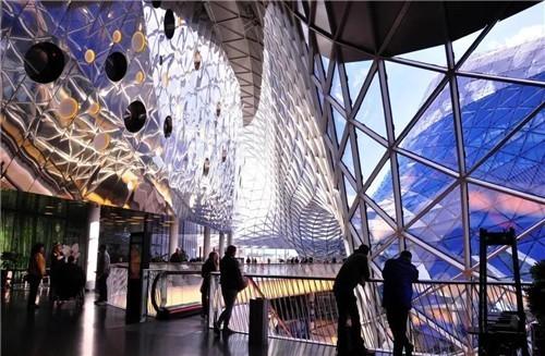 探索未来购物中心设计趋势,打造引力磁场