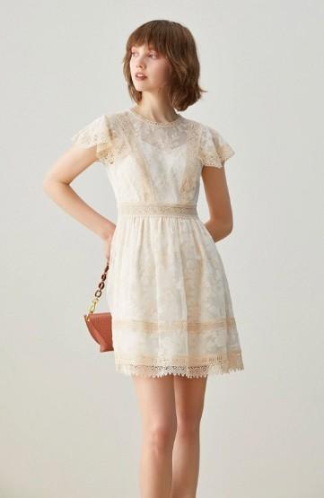 裙子戏法的意趣之夏 MOFAN摩凡女装2020夏季新款