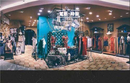电影时装入女装品牌入驻石家庄北国商城