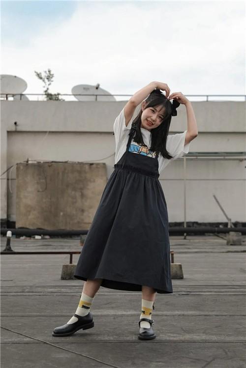 TYAKASHA塔卡沙潮牌女装2020夏季团服的N种穿法