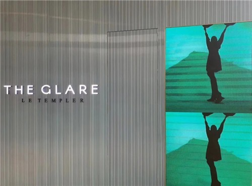 av在线直播 鞋履艺廊THE GLARE亮相上海恒隆广场