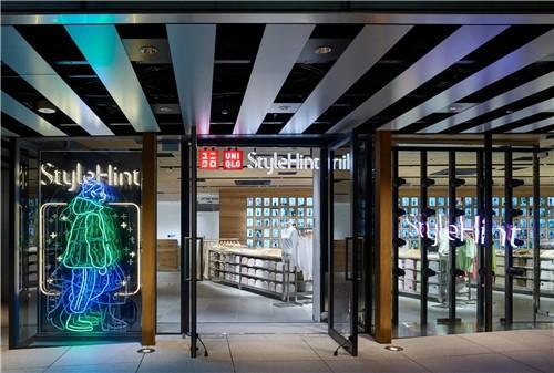 优衣库原宿店开业,以数字技术提升顾客体验