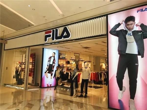 扎堆布局旗舰店,体育品牌FILA逆袭快时尚?