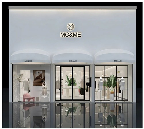 MC&ME木茜格女装品牌店铺形象全新升级
