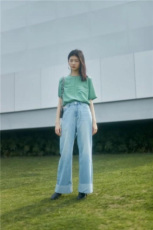 de Gencens女装2020夏季新款T恤流行趋势