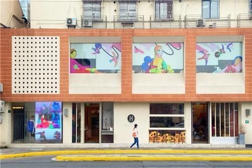 商业人必打卡的上海愚园路,探10余家创意新店