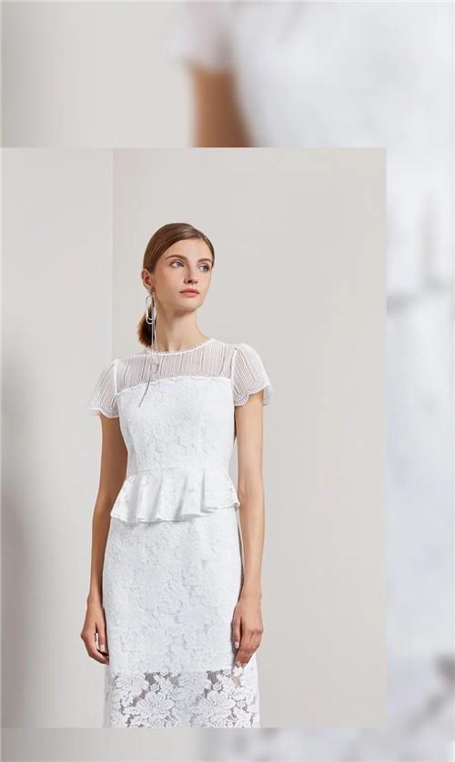 life-idea莱芙艾迪儿女装2020夏季新品系列:优雅,透薄柔