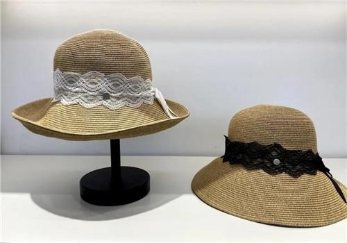 override日本帽饰2020夏季全新蕾丝系列