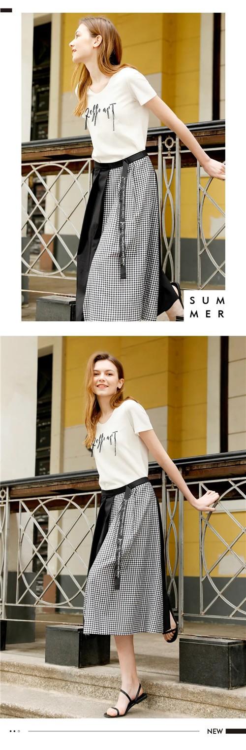 ZOLLE因为女装2020夏季新品穿搭给你的造型加分升级