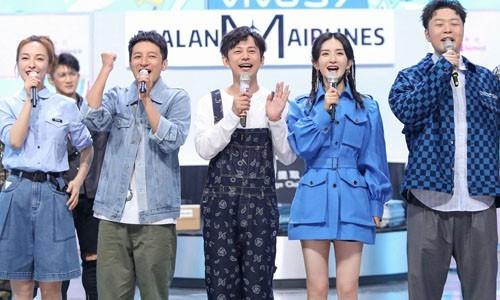 享爱猫携手智能直播电视登录湖南卫视10月17日锁定《快乐大本营》