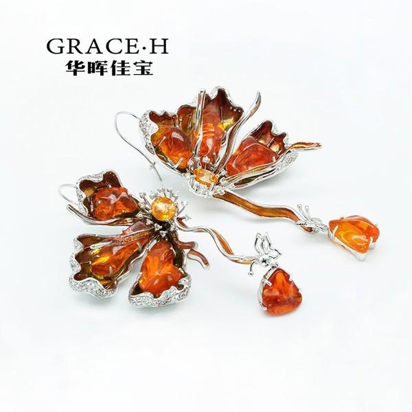 华晖佳宝主理人刘雪晖专访,探索独立珠宝设计品牌发展