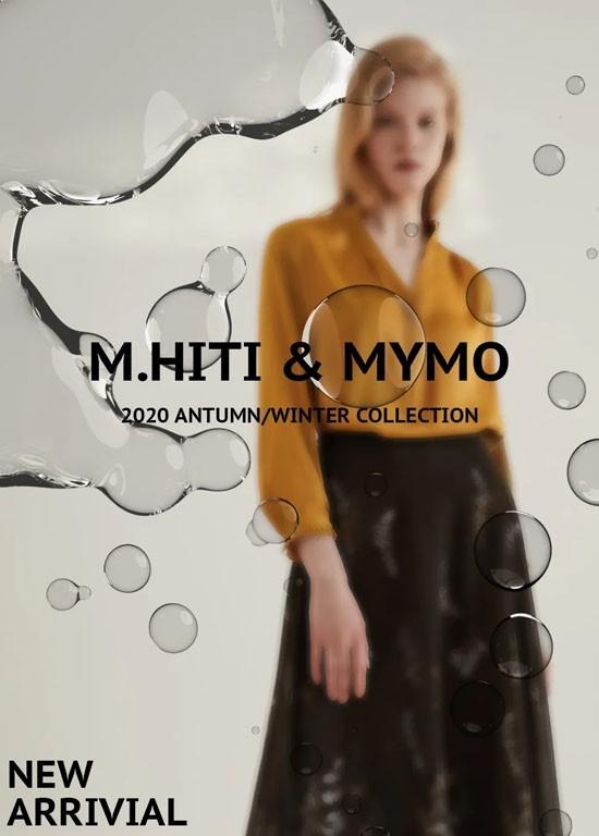 MYMO & M.HITI A/W | 内搭外穿都精致,冬季最强单品是这几款!