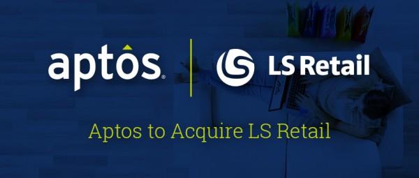 Aptos 签署收购 LS Retail 最终协议
