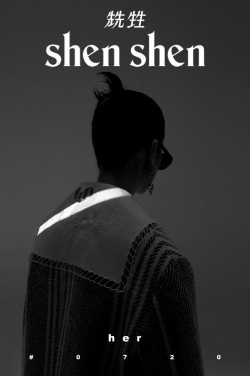 shenshen兟甡 2021FALL/WINTER系列亮相上海时装周